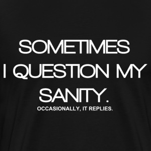 OCCASIONALLY REPLIES T-Shirts - Men's Premium T-Shirt