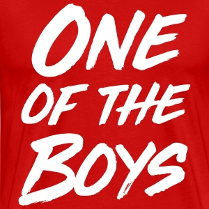 One of the boys T-Shirts - Men's Premium T-Shirt