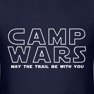 Camp Wars - Men's T-Shirt