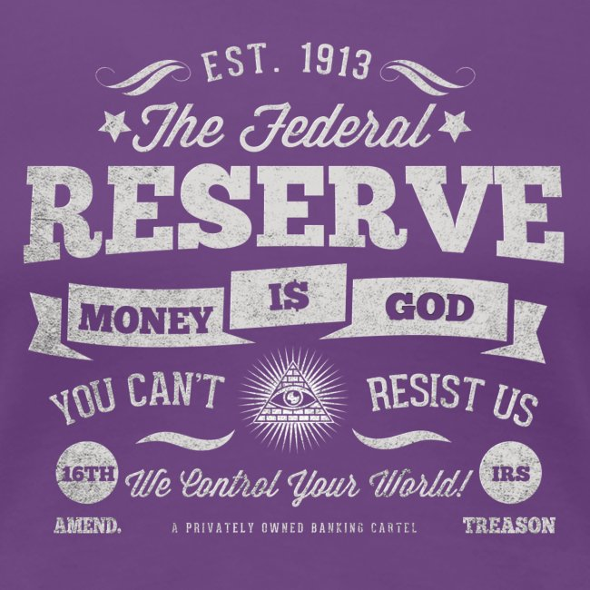 The Federal Reserve Womens Tee