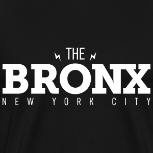 The Bronx Music - Men's Premium T-Shirt