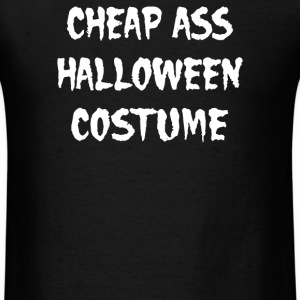 cheap asshalloween costume - Men's T-Shirt