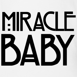 Miracle baby Baby Bodysuits - Short Sleeve Baby Bodysuit
