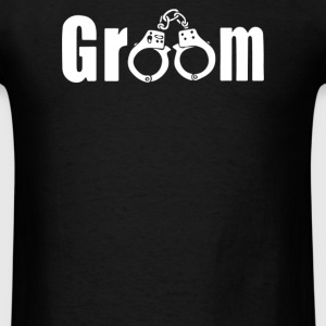 groom - Men's T-Shirt