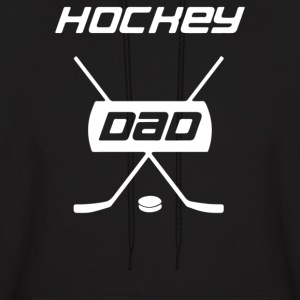 hockey dad - Men's Hoodie