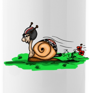 racing snail Sportswear - Water Bottle