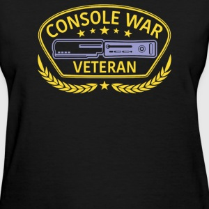 Console War Veteran - Women's T-Shirt