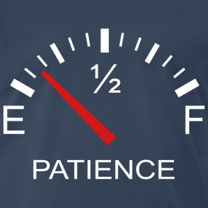 Patience T-Shirts - Men's Premium T-Shirt