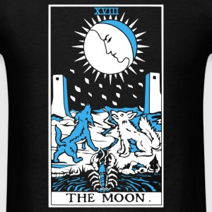 Tarot Moon - Men's T-Shirt