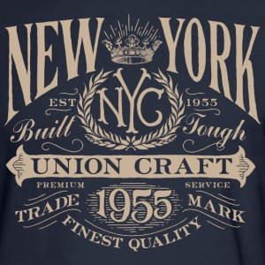 NY Union Craft - Men's Long Sleeve T-Shirt