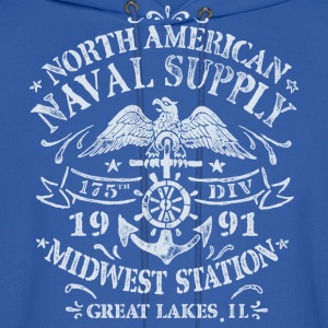 Naval Supply - Men's Hoodie
