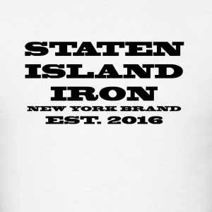 SIIRONBRAND2 - Men's T-Shirt