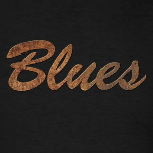 rusty blues - Men's T-Shirt