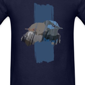 Forest Birds - Men's T-Shirt