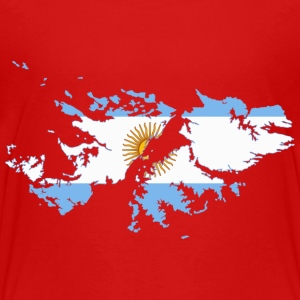 Falkland Islands Baby & Toddler Shirts - Toddler Premium T-Shirt