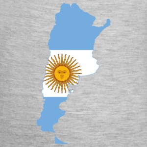 Map of Argentina Baby Bodysuits - Baby Contrast One Piece