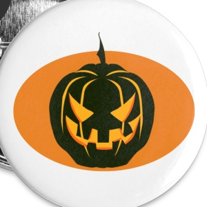 Pumpkin - Large Buttons