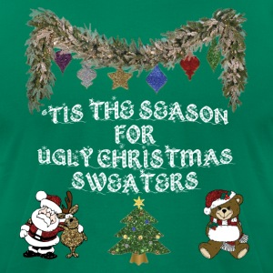 'Tis The Season T-Shirts - Men's T-Shirt by American Apparel