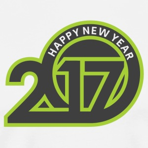 hny 2017 - Men's Premium T-Shirt