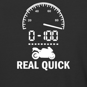 0-100 Real Quick - Baseball T-Shirt