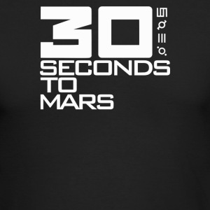 30 Seconds To Mars - Men's Long Sleeve T-Shirt by Next Level