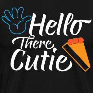 Cutie Pie - Men's Premium T-Shirt