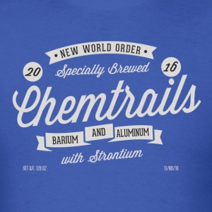 Chemtrails Mens T-Shirt - Men's T-Shirt