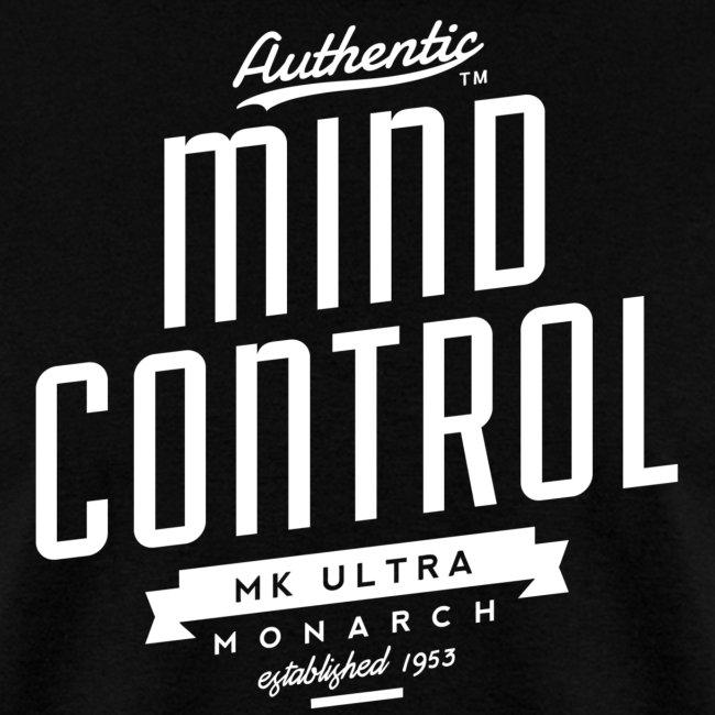 Mind Control MK Ultra Mens T-Shirt