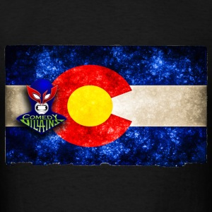 Colorado Flag - Men's T-Shirt