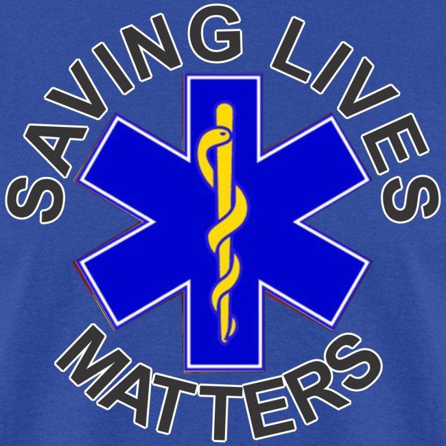 SavingLivesMatters