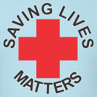 Design ~ SavingLivesMattersRedCross