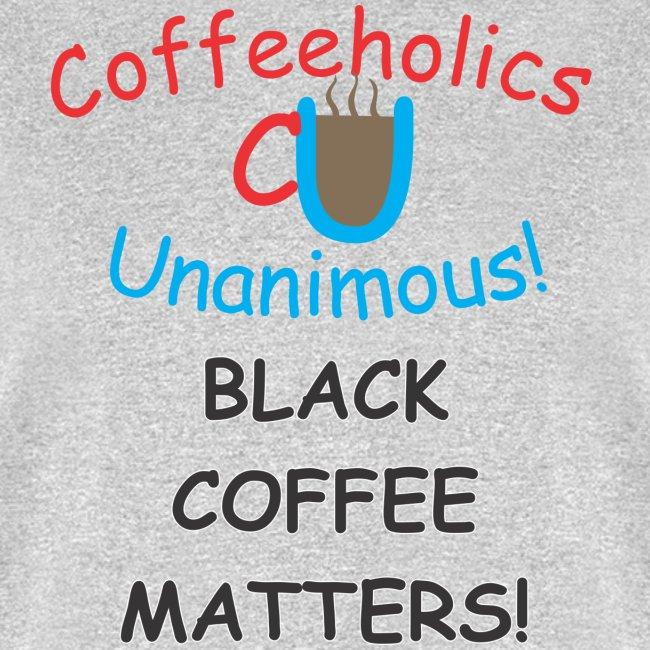CU Black Coffee