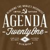 Agenda 21 Mens T-Shirt - Men's T-Shirt