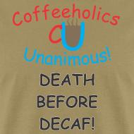 Design ~ CU Death Before Decaf