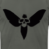 DJ Mothra - Men's T-Shirt by American Apparel