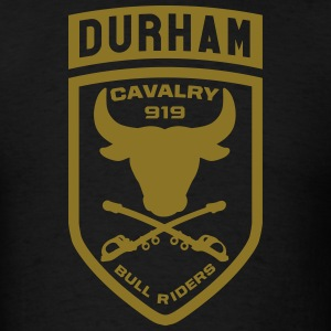 Men's Durham Cavalry Basic Tee - Men's T-Shirt