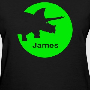 james - Women's T-Shirt
