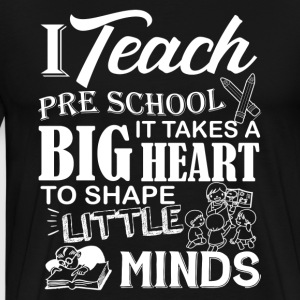 Pre Teacher Shirt - Men's Premium T-Shirt