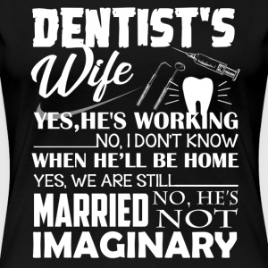Dentist Wife T shirts - Women's Premium T-Shirt
