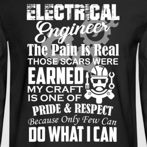 Electrical Engineer Life - Men's Long Sleeve T-Shirt