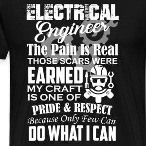 Electrical Engineer Life - Men's Premium T-Shirt