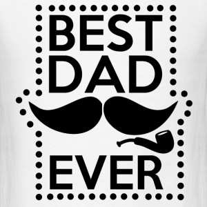 BEST DAD EVER 23.png T-Shirts - Men's T-Shirt