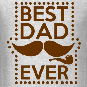 BEST DAD EVERRR1.png T-Shirts - Men's T-Shirt