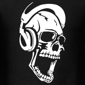 skull scream - Men's T-Shirt