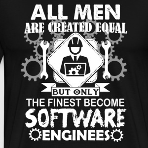 Software Engineer Shirts - Men's Premium T-Shirt