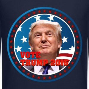 Vote Trump 2016 2 Long Sleeve Shirts - Crewneck Sweatshirt