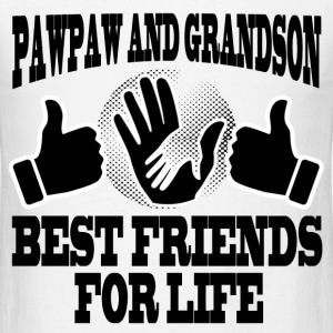 PAWPAW AND GRANDSON 2.png T-Shirts - Men's T-Shirt