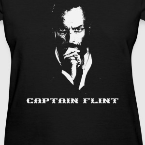 Captain Flint Black Sails Pirate - Women's T-Shirt