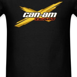Can Am Logo Brp Atv - Men's T-Shirt