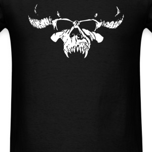 Skull Bone Heavy Metal Rock Band Legend - Men's T-Shirt